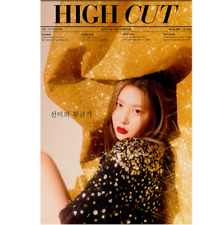 [HIGH CUT] 251. SUNMI PHOTOBOOK, Magazine Photo K-pop