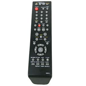 NEW 00061J For SAMSUNG DVD VCR Combo Remote Control DVD-V9700 DVD-V9800