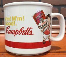 Campbell's Soup Kids 2004 Mug Houston Harvest Item 31359 Stock 953