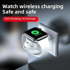 For Apple Watch Series 5/4/3/2/1 Portable USB Wireless Charger Keychain iWatch