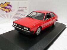 """Minichamps 940050422 # Volkswagen VW Scirocco año de fabricación 1974 en """"rojo"""" 1:43"""