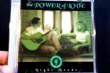 The Power Of Love - Night Moods, 2 CD Set, Time Life  - CD, VG