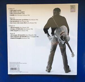 VASCO ROSSI -- TRACKS 2 - DOPPIO  RARO LP 33 GIRI NUOVO SIGILLATO NUMERATO