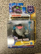 Hasbro Transformers Toys Cyberverse Action Attackers Warrior Class Gnaw...