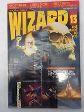 wizard comics  11 and 13  polybag NM