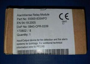 Apollo AlarmSense Alarm Relay 55000-835 FREE UK P&P! Apollo Bi-Wire Alarm Sense