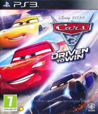 PS3-Cars 3: Driven to Win /PS3 (UK IMPORT) GAME NEW