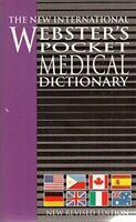 Trident Press International, The New International Webster's Pocket Medical Dict