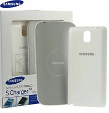 GENUINE Samsung Galaxy Note 3 Qi Wireless Charging Cover Case Charger Pad Plate