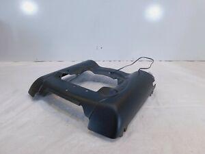 16-19 Indian Chief Dark Horse Headlight Headlamp Black Rear Trim Fairing Cover