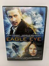 Eagle Eye (DVD, 2008, Widescreen Sensormatic)