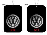 Volkswagon GTI, Polo, VW Car Air Freshener Double Sided (BUY 3 GET 1 FREE)