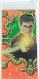 """Harry Potter and The Order of The Phoenix Plastic Table Cover 54""""x102"""" Hallmark"""
