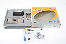 Kodak Advantix C300, APS- Kompaktkamera mit Ektanar 5,6/25mm Objektiv in OVP