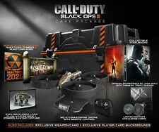 Call of Duty Black Ops 2 Care Package PS3 Treyarch Sealed MISB Activision