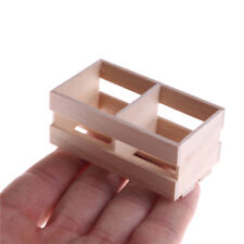 1/12 Scale Dollhouse Miniature Wood Framed Furniture Kitchen Room E OD