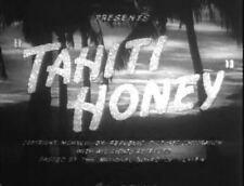 TAHITI HONEY  1943 Simone Simon,Dennis O' Keefe region free dvd
