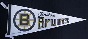 1969 Boston Bruins Full Size Pennant *P92