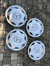 4 Stück Mercedes Benz Radkappe 16 Zoll Original 2034010324 Raddeckel Rad Kappe
