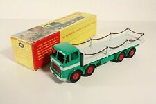 Dinky Toys 935, Leyland Octopus Flat Truck with Chains, Mint in Box      #ab2273