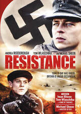 Resistance (DVD) - Free Shipping
