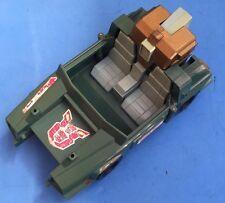 -- G1 TRANSFORMERS AZIONE MASTER-Autobot RUOTA DENTATA Attack Cruiser - 1990 -