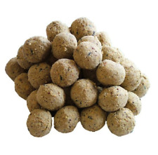 More details for fat balls unnetted 150 * wild bird food feed (12.5kg) by maltbys stores 1904 ltd