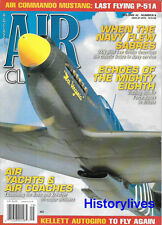 Air Classics Sept.06 US Navy Sabre P-51A Mustang 8th AF Bases Britain Tri Motor