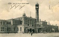 BELGIQUE Gare St Pierre Alost Gand Gent Aalst