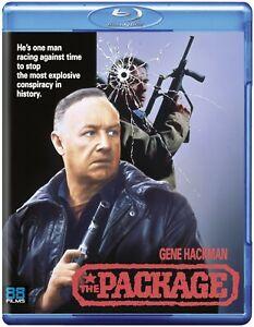 THE PACKAGE (1989) blu-ray 88 films gene hackman pam grier tommy lee jones BLU