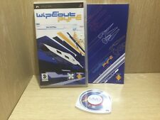 Wipeout Pure Game Great Condition Boxed with Manual