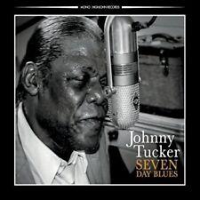 Johnny Tucker - Seven Day Blues [New CD] Mono Sound