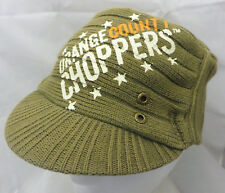 OCC Orange County Choppers baseball hat cap adjustable flex fit