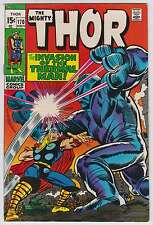 L3401: Thor #170, Vol 1, F+-VF Condition