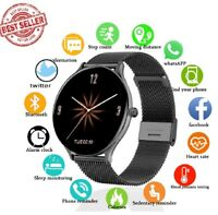 Fitness Smart Watch Activity Tracker Heart Rate Monitor Touch Screen Sport Smart