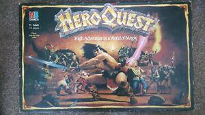 Games Workshop Heroquest 100% Complete