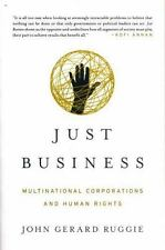 Just Business: Multinational Corporations and Human Rights (College Edition)