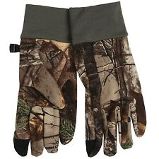 Icebreaker Sierra Realtree Xtra Camo Gloves - Merino Wool - Size Small - NEW!