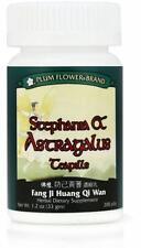 Plum Flower, Stephania & Astragalus Teapills, Fang Ji Huang Qi Wan, 200 ct