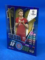 MATCH ATTAX EXTRA 2020/21 HUNDRED 100 CLUB THOMAS MULLER BAYERN MUNICH