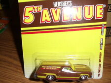 Hotwheels HERSHEY'S Series II  5th Avenue 70' Chevelle Delivery