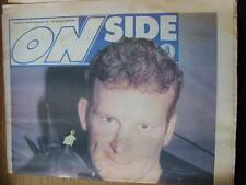 Feb-1994 Chelsea Official Newspaper: On Side No.118 - The Stepping Out Of The Wi