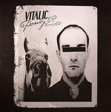 Vitalic - Poney EP - DJ Hell Prod. Technoklassiker STILL SEALED NOCH VERSIEGELT