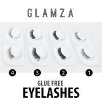 Magic False Eyelashes Fake Eye Lashes Thick Long Natural Fluffy No Magnetic UK