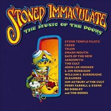 Stoned Immaculate: The Music of the Doors (CD 1999 Elektra) NEW STP Cult Creed +