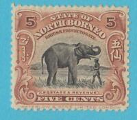 NORTH BORNEO 141   MINT HINGED OG * NO FAULTS VERY FINE !