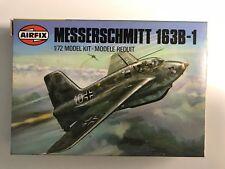 Model kit 1/72 año 1979 Airfix 61063-6 serie1 MESSERSCHMITT 163B-1