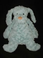 Jellycat Plush Charmed Dante Puppy Dog Teal Blue 15""