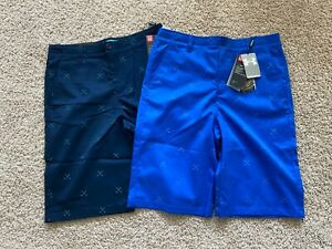 NEW Under Armour Match Play youth golf shorts