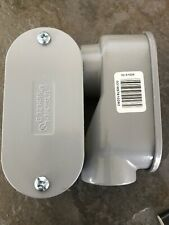 "Sigma 02-51028 1-1/4"" Slb Elbow Service Entrance For Wet Locations Lot Of 2"